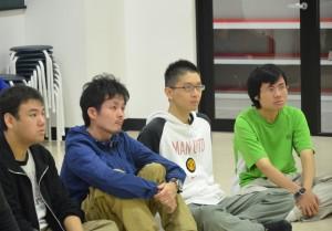 制作の講義へ潜入…ッ!!