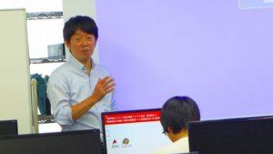 企業様の特別説明会を開催。