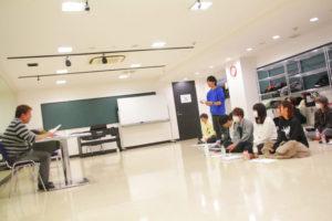 声優ワールドの「音声表現」の授業に潜入。