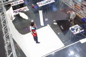 e-sportsワールド学生さんのアー写撮影。