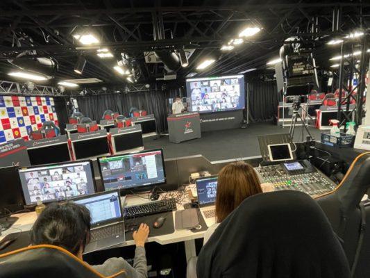 全国e-sportsワールド オンライン合同企業説明会を開催。