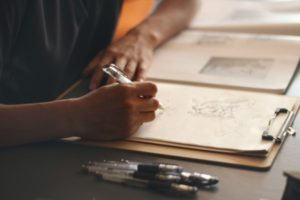 イラストがうまくなる5つのコツとは!キャラクターや風景画に分けて解説
