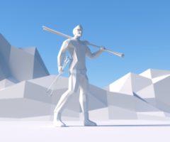 3DCGの具体的な作り方6ステップを解説!無料の制作ソフト5選も紹介