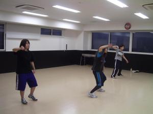 ダンス部☆