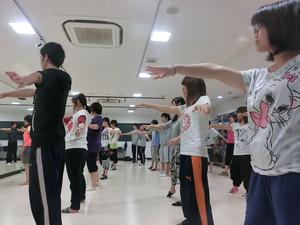 ダンスダンスダンスー☆