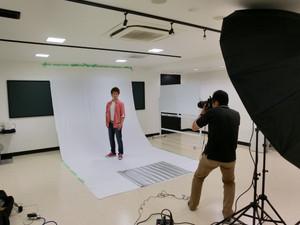 アーティスト撮影☆その1
