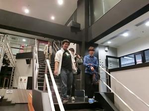 メディアセンターに潜入しちゃいました!!