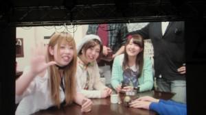 11.2代目声徒会メンバーお祝いビデオレター1