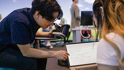 スーパークリエーターワールド スマホアプリ&VR制作専攻
